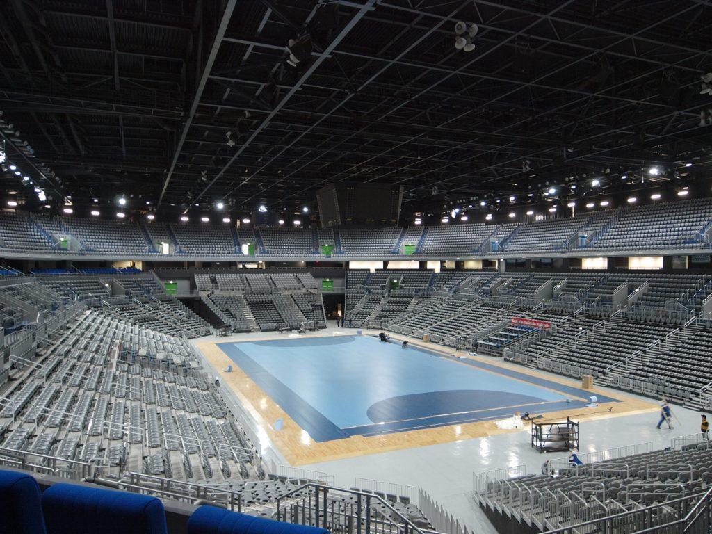 Arena Zagreb 2 Lumenart