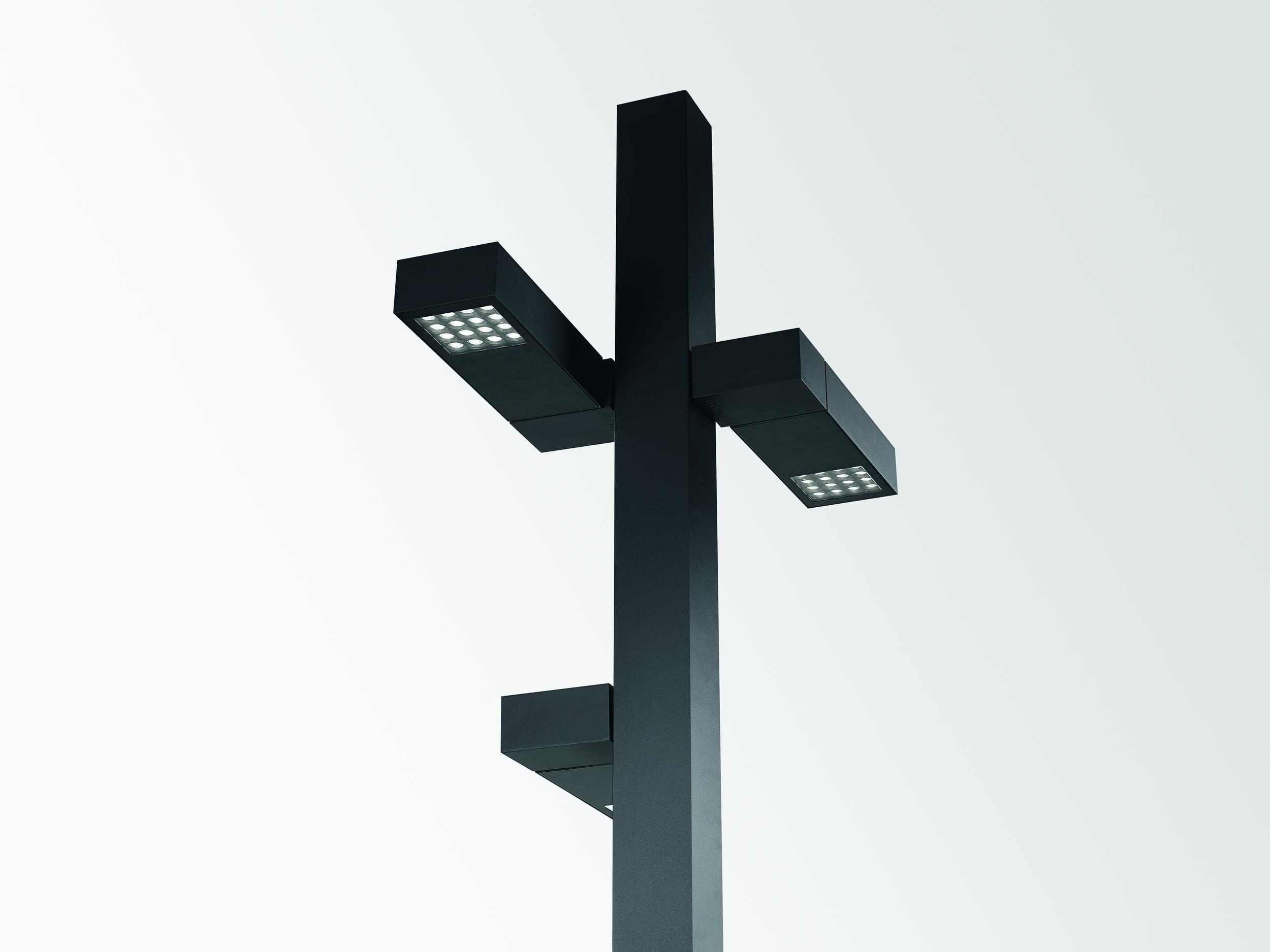 Delta Light Predstavio Modularni Rasvjetni Stup Polesano